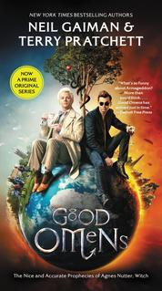 Good Omens by Neil Gaiman Cover