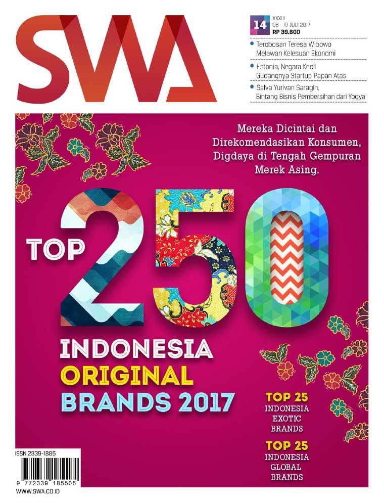 Majalah Digital SWA ED 14 Juli 2017