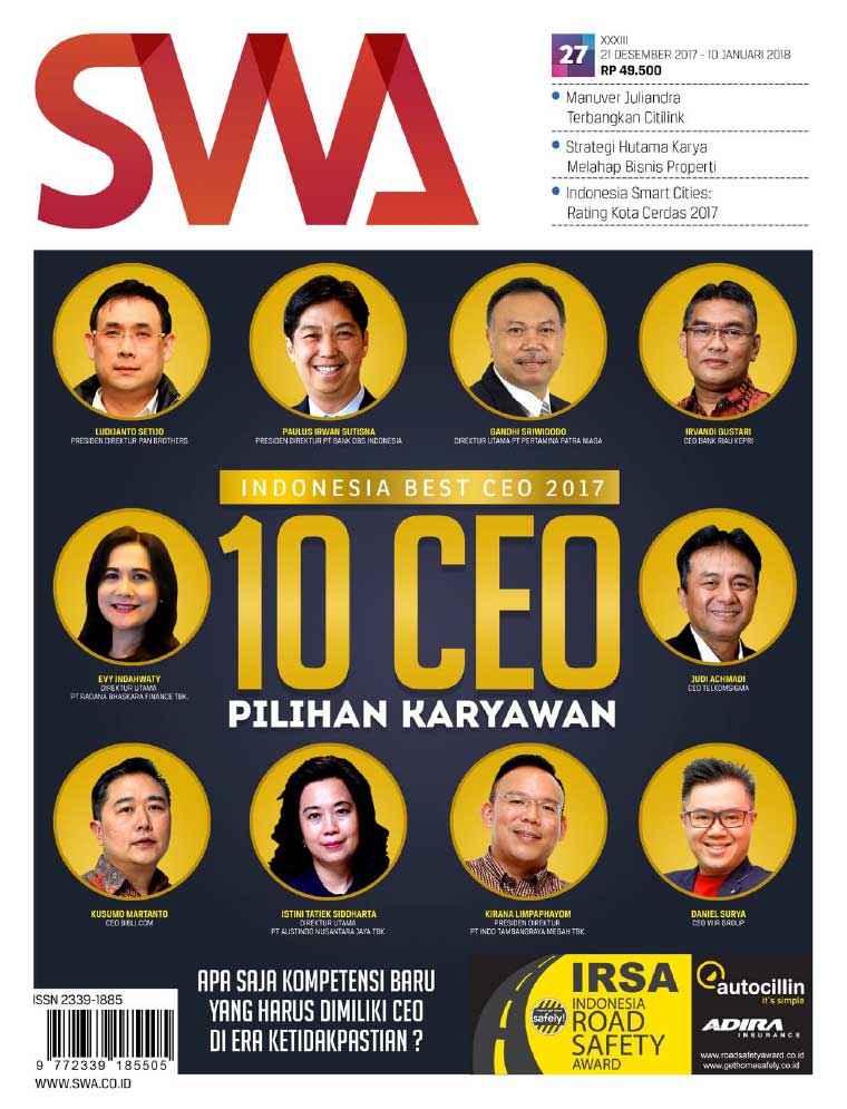 Majalah Digital SWA ED 27 Desember 2017