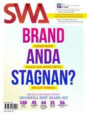 Cover Majalah SWA ED 20 Oktober 2017