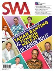 Cover Majalah SWA ED 21 Oktober 2017