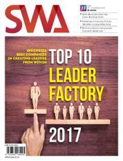 Cover Majalah SWA ED 23 November 2017