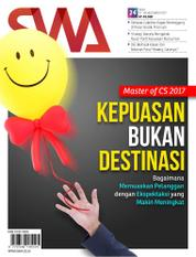 Cover Majalah SWA ED 24 November 2017