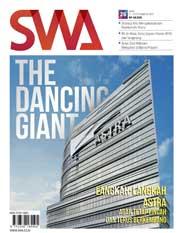 Cover Majalah SWA ED 26 Desember 2017