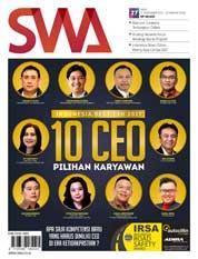 Cover Majalah SWA ED 27 Desember 2017