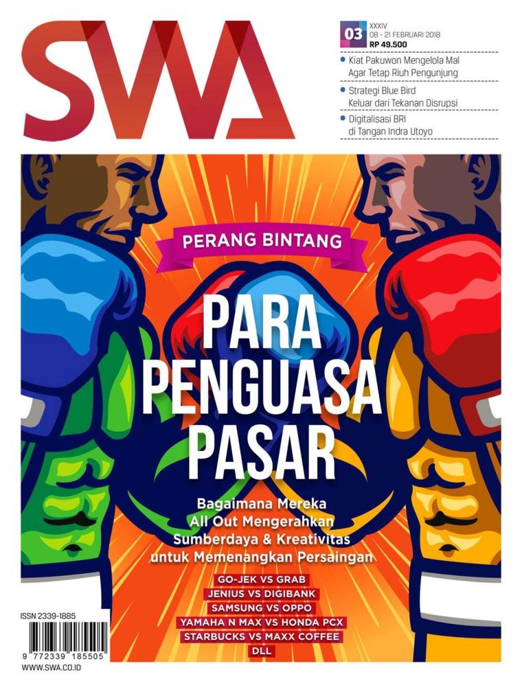 Majalah Digital SWA ED 03 Februari 2018