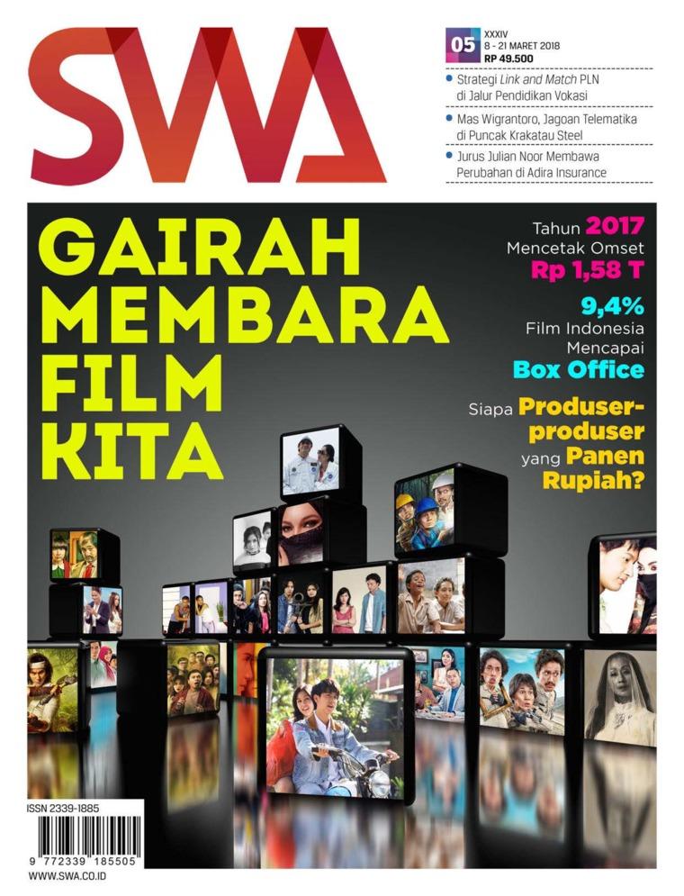 Majalah Digital SWA ED 05 Maret 2018