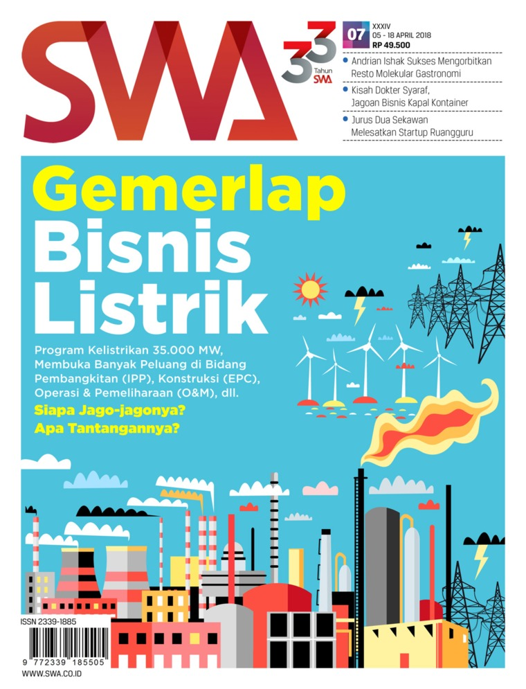 Majalah Digital SWA ED 07 April 2018