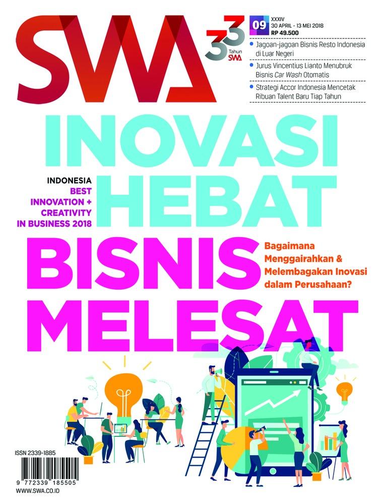 Majalah Digital SWA ED 09 Mei 2018