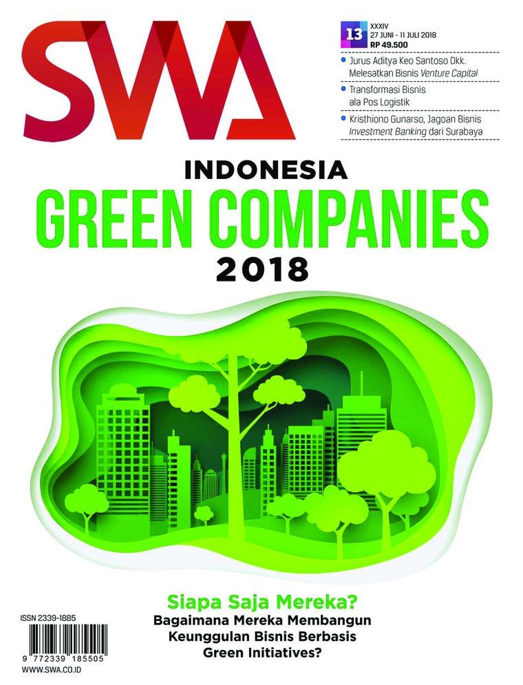 Majalah Digital SWA ED 13 Juni 2018