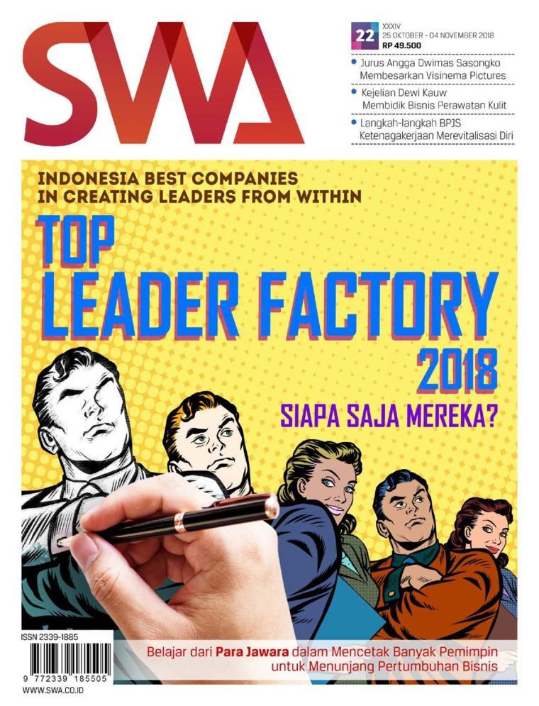 Majalah Digital SWA ED 22 Oktober 2018