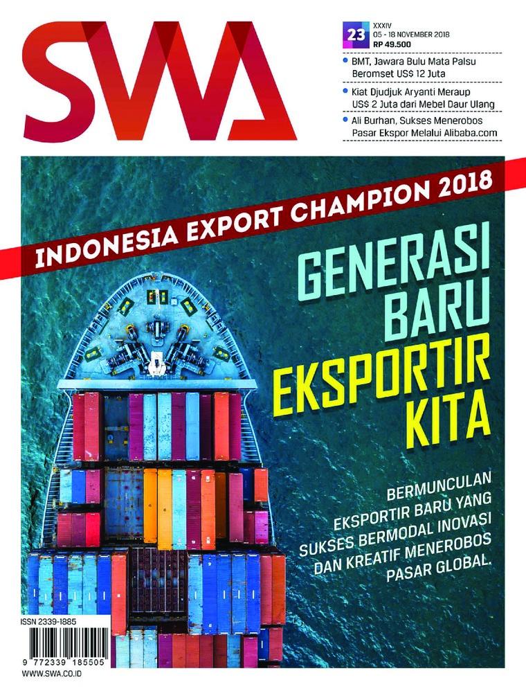 Majalah Digital SWA ED 23 November 2018