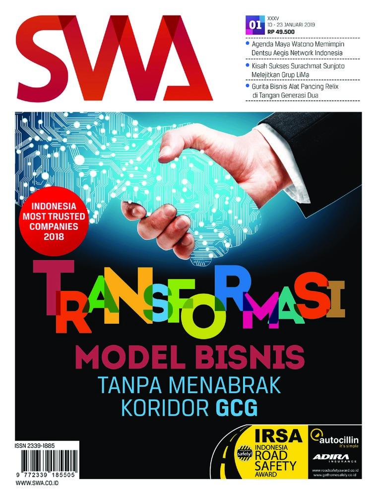 Majalah Digital SWA ED 01 Januari 2019