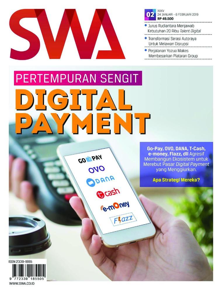 Majalah Digital SWA ED 02 Januari 2019