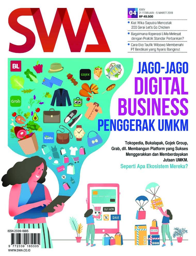 Majalah Digital SWA ED 04 Februari 2019