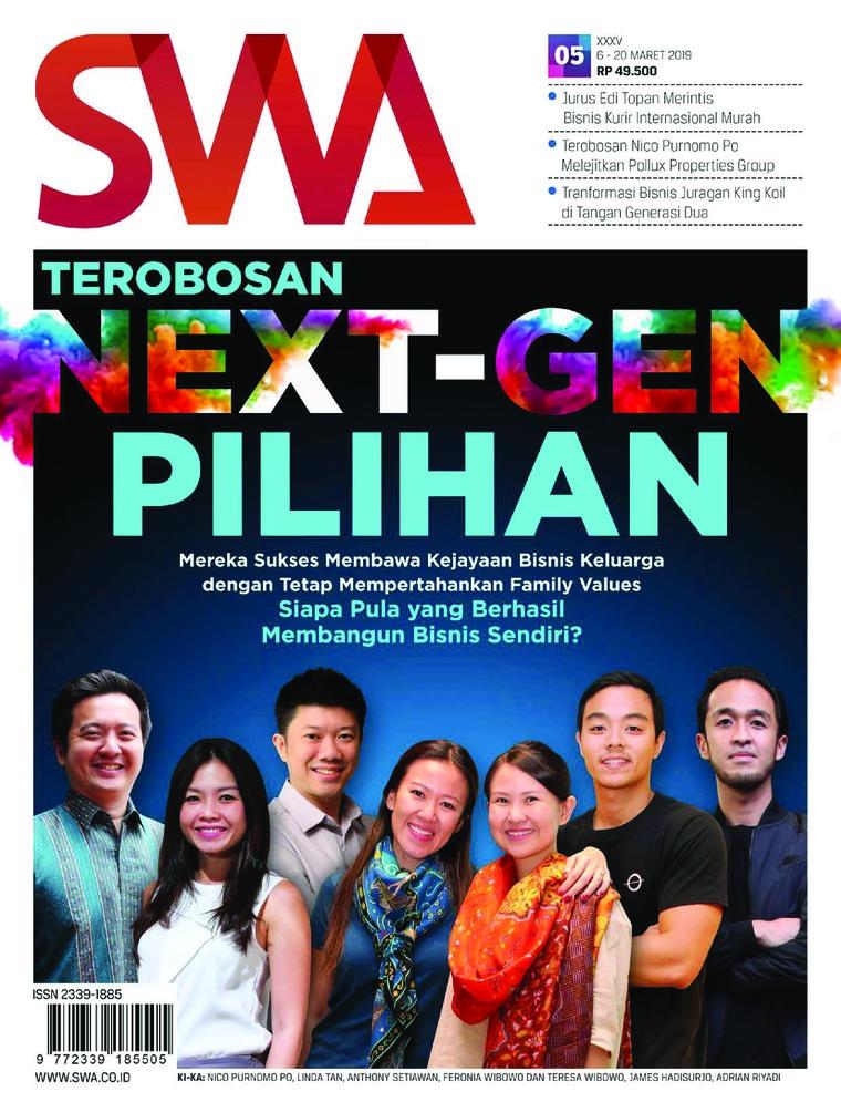 Majalah Digital SWA ED 05 Maret 2019