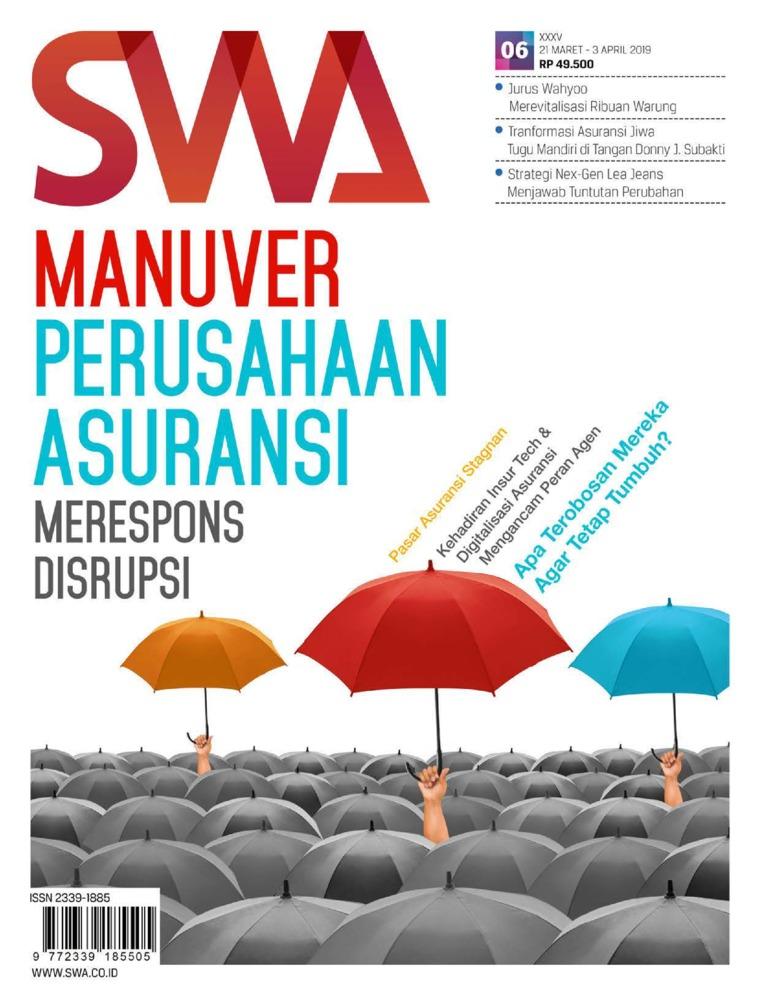 Majalah Digital SWA ED 06 Maret 2019