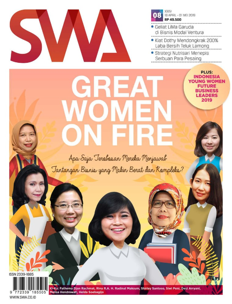 Majalah Digital SWA ED 08 April 2019