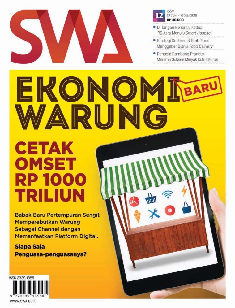 Majalah Digital SWA ED 12 Juli 2019