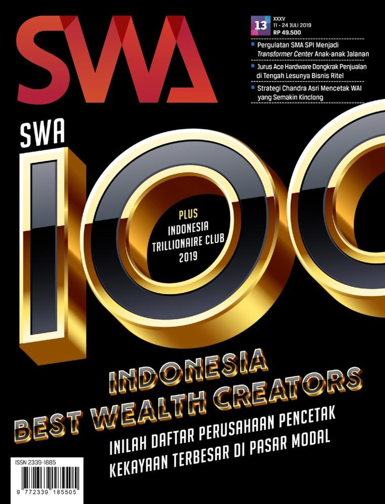 Majalah Digital SWA ED 13 Juli 2019