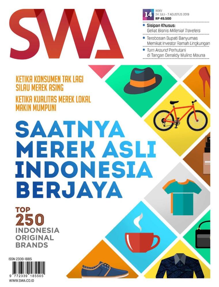 Majalah Digital SWA ED 14 Juli 2019