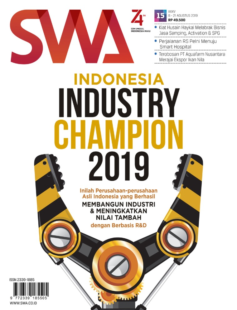SWA Digital Magazine ED 15 August 2019