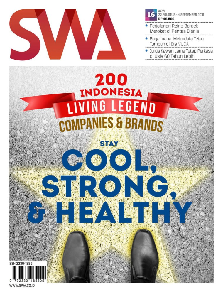 SWA Digital Magazine ED 16 August 2019