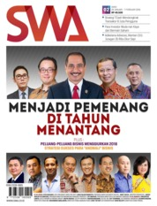 Cover Majalah SWA ED 02 Januari 2018
