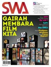 Cover Majalah SWA ED 05 Maret 2018
