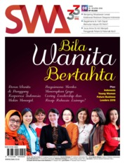 Cover Majalah SWA ED 08 April 2018
