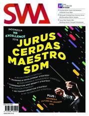 Cover Majalah SWA ED 10 Mei 2018