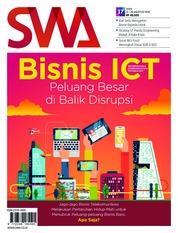 Cover Majalah SWA ED 17 Agustus 2018