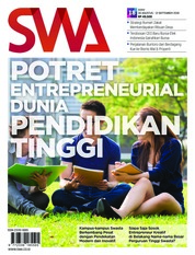 Cover Majalah SWA ED 18 September 2018