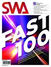 Cover Majalah SWA ED 21 Oktober 2018