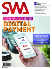 Cover Majalah SWA ED 02 Januari 2019