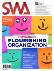 Cover Majalah SWA ED 07 April 2019