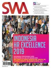Cover Majalah SWA ED 09 Mei 2019