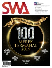 Cover Majalah SWA ED 10 Mei 2019