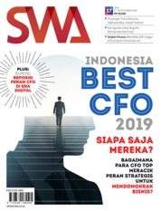 Cover Majalah SWA ED 17 September 2019