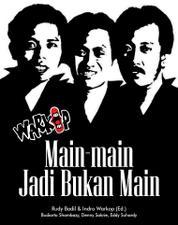 Warkop Main-Main Jadi Bukan Main by Indro Warkop Cover