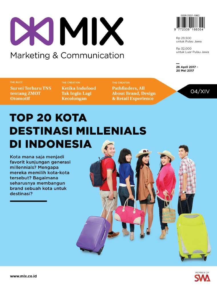 Majalah Digital mix April 2017