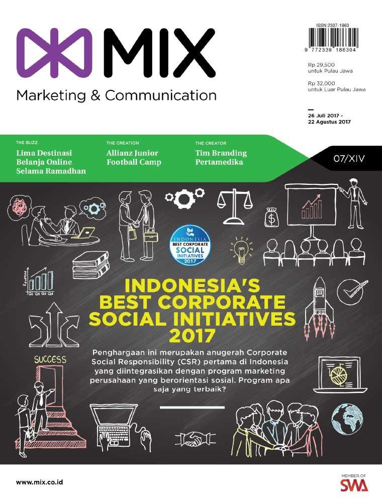 Majalah Digital mix Juli 2017