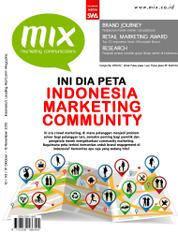 Cover Majalah mix Oktober 2015