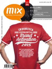 Cover Majalah mix November 2015