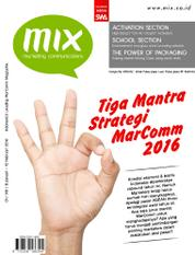 Cover Majalah mix Januari 2016