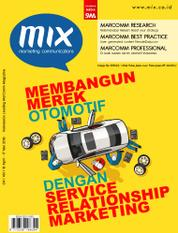 Cover Majalah mix April 2016