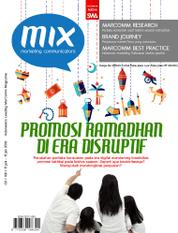 Cover Majalah mix Juni 2016