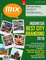 Cover Majalah mix September 2016