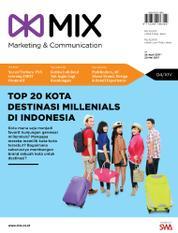 Cover Majalah mix April 2017