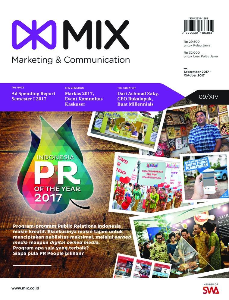 Majalah Digital mix September 2017
